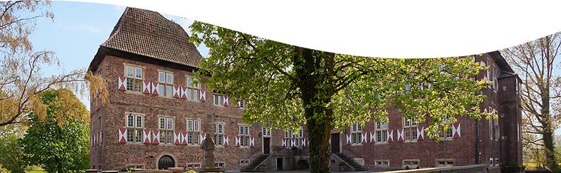 Badminton Wochenend Workshop in Wasserschloß Hamm-Oberwerries vom 21. – 23. Juli