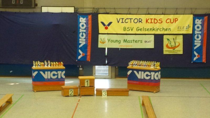 Victor Kids Cup 2016 – Wir waren dabei !